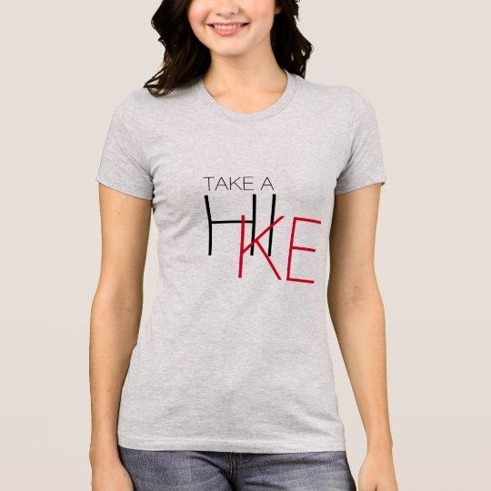nehmen Sie Shirtentwurf T - Shirtentwurf eines T-Shirt
