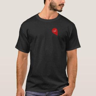 Nehmen Sie sie in Ihr Herz - SIE SIND HIER: in T-Shirt