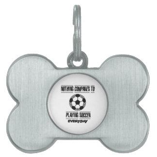 Neigen der coolen Fußballentwürfe Tiermarke