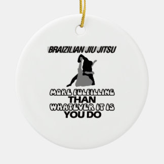 Neigen Jiu Jitsu von ENTWÜRFEN Keramik Ornament