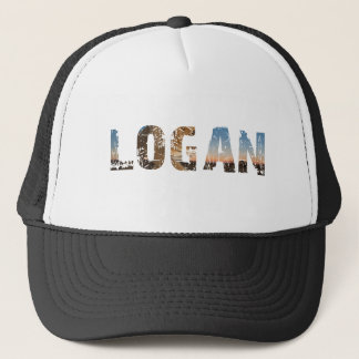 NEIGEN und coole Logan-Namenentwürfe Truckerkappe