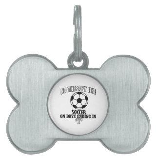 Neigen und fantastische Fußballentwürfe Tiermarke