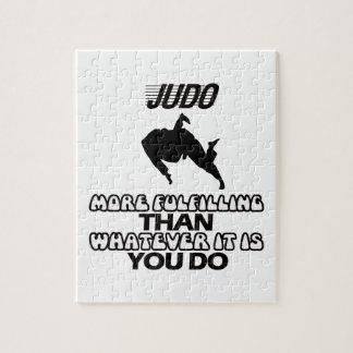 Neigen von Judo ENTWÜRFEN Puzzle