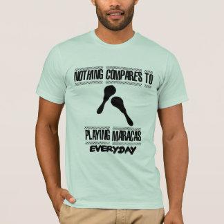 Neigen von Maracas Entwürfen T-Shirt