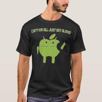 Neigung alle, die wir gerade entlang erhalten? T-Shirt
