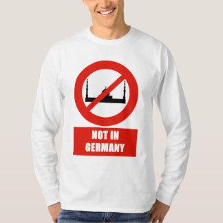 NEIN für Islam in Deutschland! T-Shirt