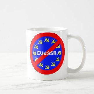 """""""Nein nur EUdSSR"""" Tasse"""