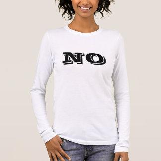 """""""NEIN"""" Shirt"""