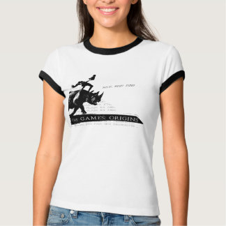 Nein V: Hochsprung T-Shirt