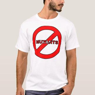 Nein zum Mutanten aller T-Shirt