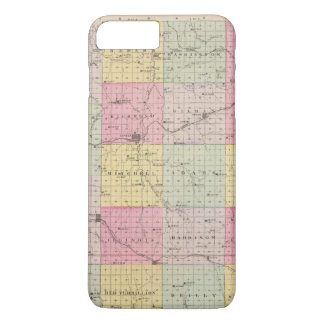 Nemaha County, Wetmore und Corning, Kansas iPhone 8 Plus/7 Plus Hülle
