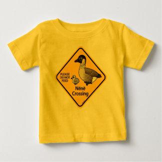 Nene Überfahrt Baby T-shirt