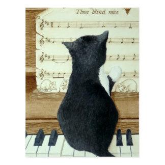 Nennen Sie diese Melodie! Postkarten