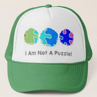 Nennen Sie Ihren Hut Truckerkappe