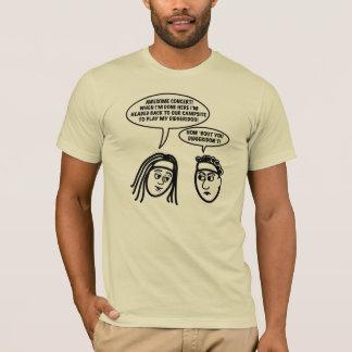"Neo-Hippie ""Didgeridon't"" T-Stück T-Shirt"
