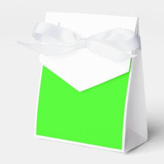 Neon-Grün Geschenkschachtel