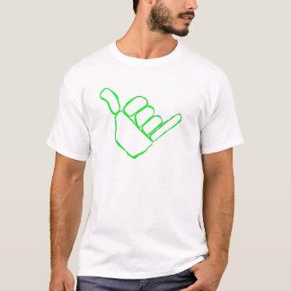 Neon-Grün T-Shirt