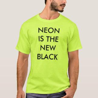 NEON ist das neue Schwarze T-Shirt