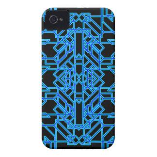 Neonäone 4 iPhone 4 Case-Mate hülle