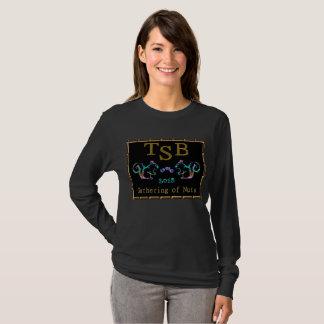 Neonentwurf gold-TSBs Gathering2018 T-Shirt