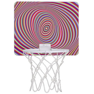 Neonhypnose Mini Basketball Ring