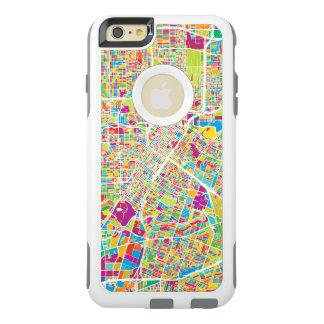 Neonkarte Houstons, Texas | OtterBox iPhone 6/6s Plus Hülle