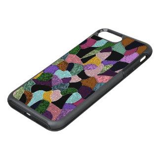 Neonmosaik-Collage OtterBox Symmetry iPhone 8 Plus/7 Plus Hülle