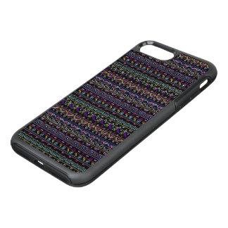 Neonmosaik OtterBox Symmetry iPhone 8 Plus/7 Plus Hülle