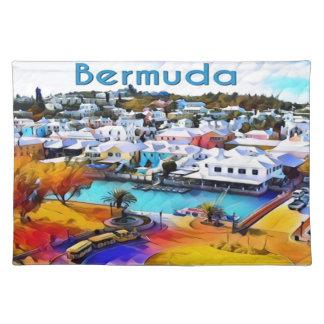 NeonPop Bermuda 4544 Tischset