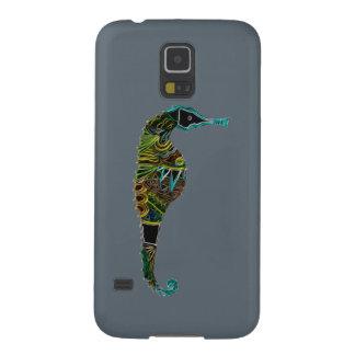NeonSeepferd Samsung Galaxy S5 Hülle