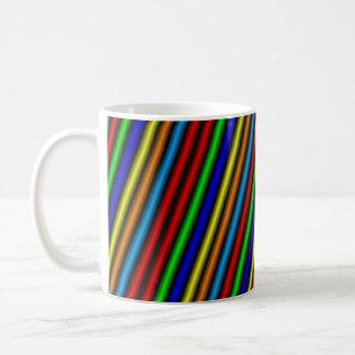 NEONstreifen Kaffeetasse