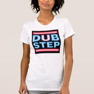 Neontolpatsch-Schritt T-Shirt
