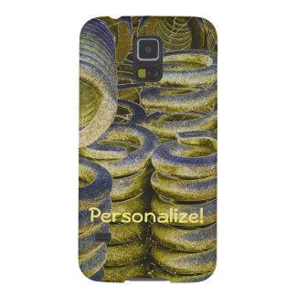 Neonzug-Frühlings-Entwurf Samsung Galaxy S5 Cover