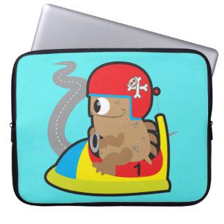 "Neopren-Laptop-Hülse 15"" mit dem Fahren des Laptop Sleeve"