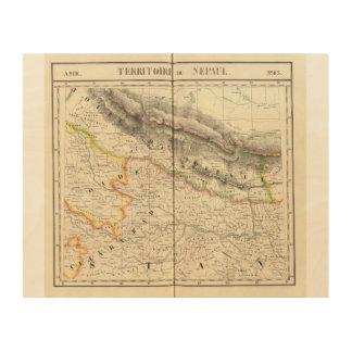 Nepal, Asien 83 Holzdruck