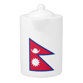 Nepal-Flagge