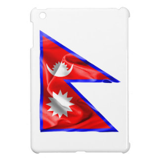 Nepal-Flagge iPad Mini Hülle