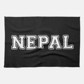 Nepal Geschirrtuch