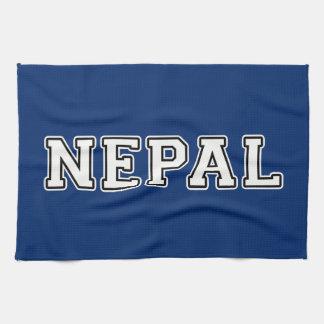 Nepal Küchentuch