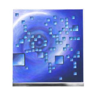 Nepheros V1 - Planetenquadrat Notizblock