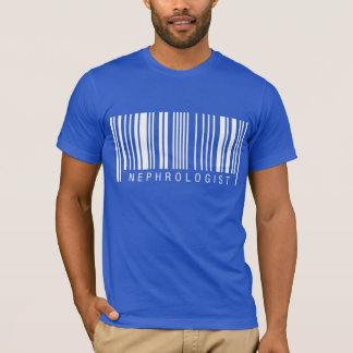 Nephrologe-Barcode T-Shirt