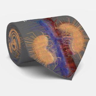 Nephrologe-Krawatten-einzigartiges künstlerisches Bedruckte Krawatten