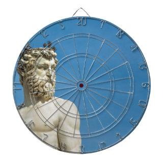 Neptun in Florence02 Dartscheibe