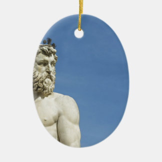 Neptun in Florence02 Keramik Ornament