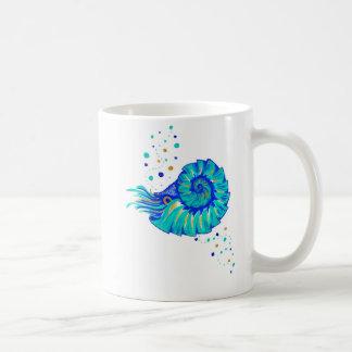 Neptun Nautilus Kaffeetasse