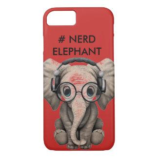 # NERD-ELEFANT iPhone 8/7 HÜLLE