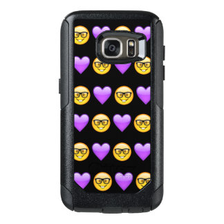 Nerd Emoji Samsung Kasten Galaxie-S7 Otterbox OtterBox Samsung Galaxy S7 Hülle