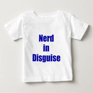 Nerd in der Verkleidung Baby T-shirt