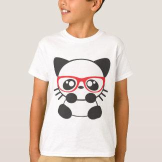 Nerd-Katze T-Shirt