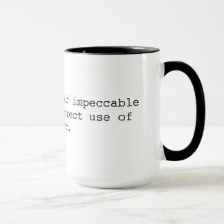 NERD Liebe-Kaffeetasse Tasse